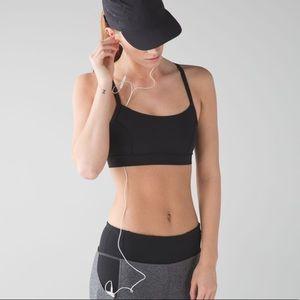 🍋 Lululemon Rise and Run sports bra Sz. 10